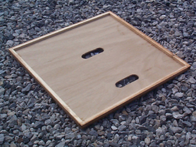 Crown Board with inserts